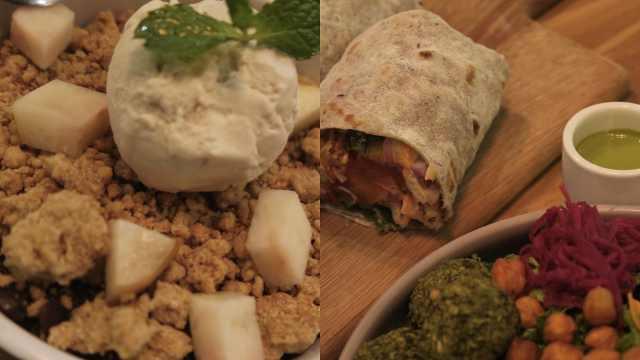 健康餐厅tribe霸气菜单有多特别?