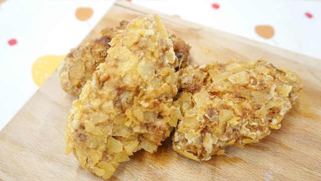 薯片+鸡翅,竟然还能这么吃?