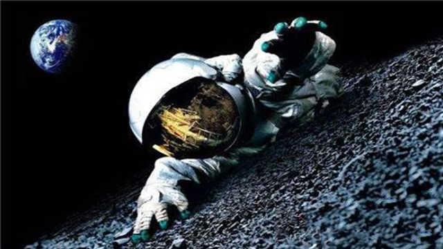NASA:30亿年前月球有大气层!