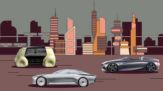 概念车只发布不出售到底有什么用?