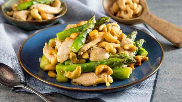 蛋白质超级丰富的家常小菜!