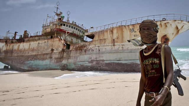 为啥碰到海盗时只能驱离而不敢击毙