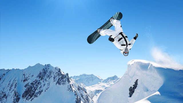 想学滑雪,先从学会摔跟头开始