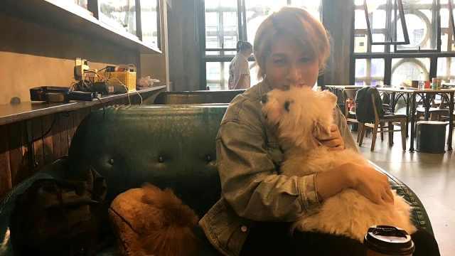少女心炸裂!上海超人气宠物咖啡店