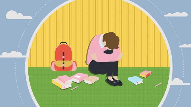 孩子在学校被欺负,该怎么办?
