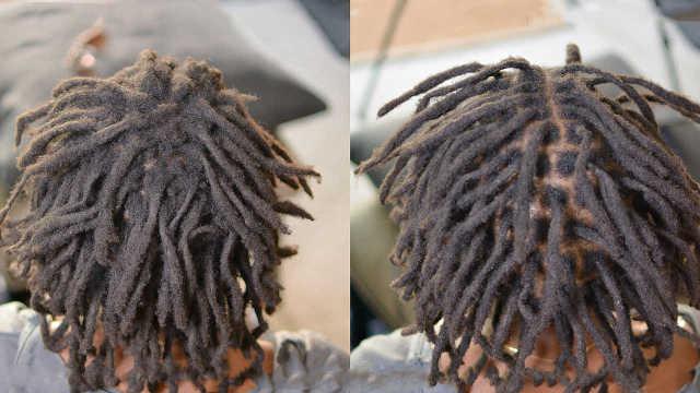 非洲人的脏辫,他们是怎么洗头的呢