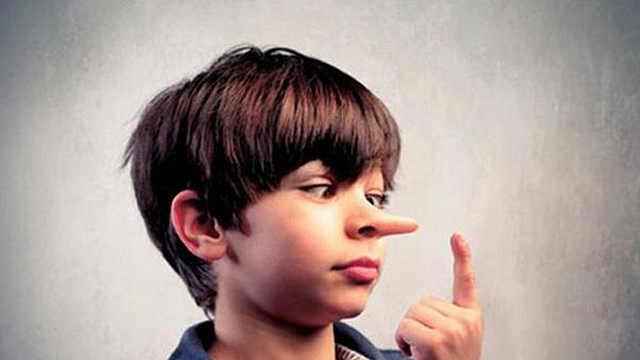 孩子撒谎竟然是智商升级的表现?!