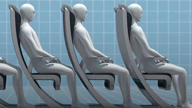 感觉座位越来越小?航空公司故意的