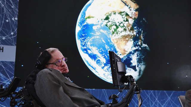 霍金再预言:人类将在2035年毁灭