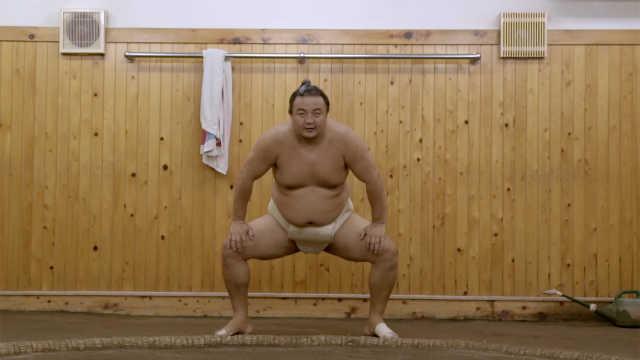 """日本""""幕內""""相扑手中唯一的中国人"""