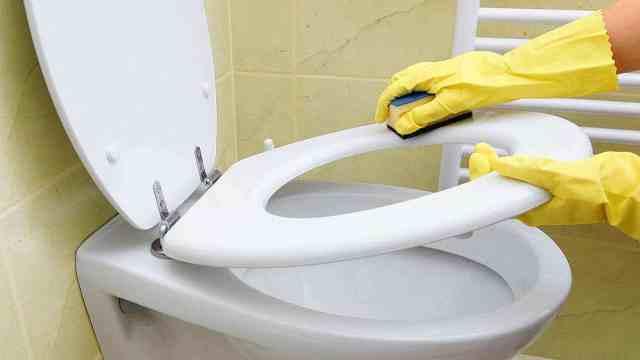 装修学堂:卫生间这样清洁很省力