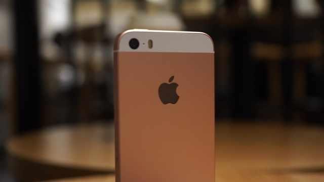 全面屏当道我为什么还要买iPhoneSE