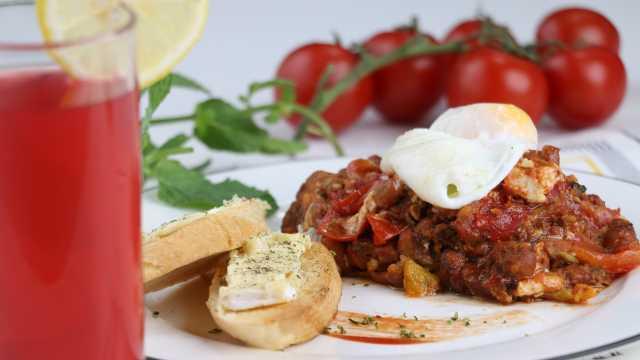 番茄炒蛋的全新做法,你想试试吗?