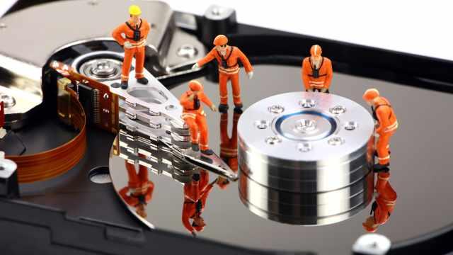 硬盘数据恢复的原理是什么?