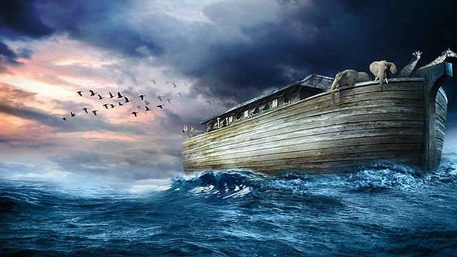 中国探长寻诺亚方舟碎片!一路坎坷