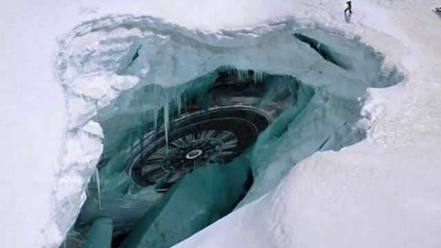 在南极零下几十度还有湖泊不结冰?