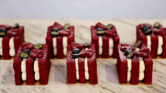 红丝绒蛋糕变形记