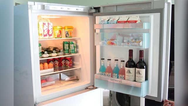 为什么冰箱冷藏室有灯,冷冻室没有