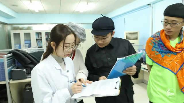 中国最幽默的医生,拍喜剧普及知识