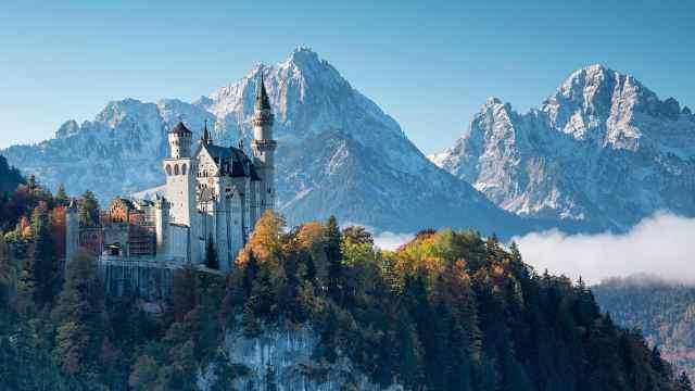 国家地理 现实生活中的童话城堡