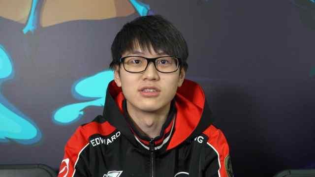 专访德杯冠军辅助EDG.Meiko