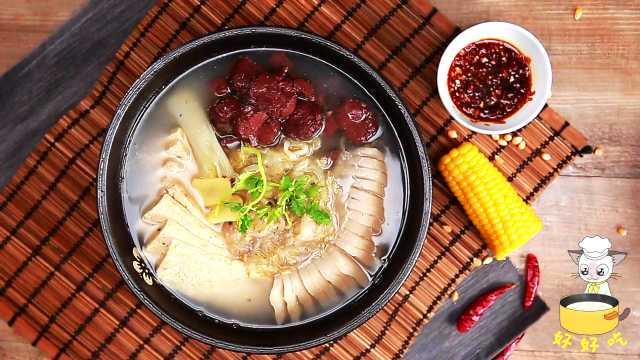 传说中东北人最爱吃的杀猪菜