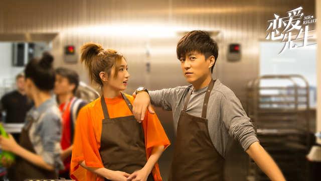 靳东遇见小野丽莎,对唱《欢喜》