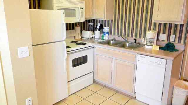 4㎡以下的迷你厨房这样设计好