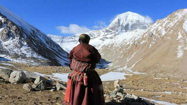 西藏山脉公认的神山至今无人敢爬?