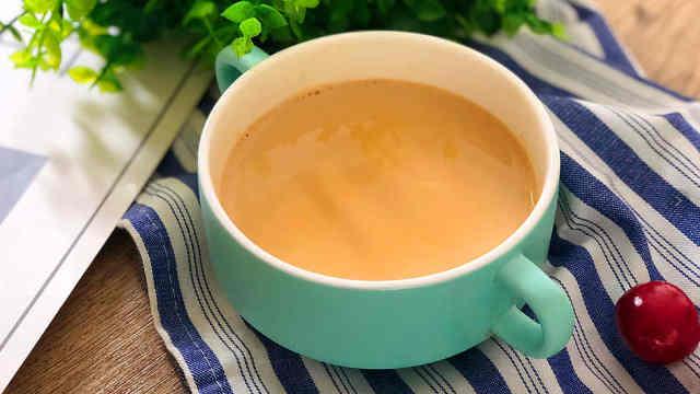 香醇奶茶,味道一级棒哦!