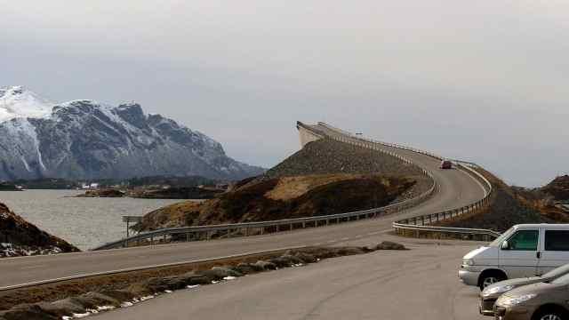 世界最惊险风景也最好的公路