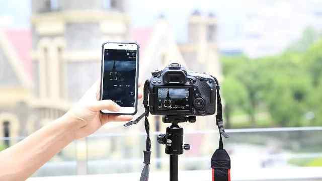 手机和单反拍出的照片,差距多大?