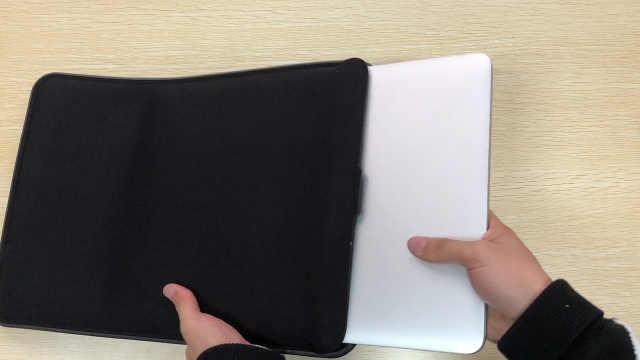 15寸MacBook Pro开箱:有点激动啊