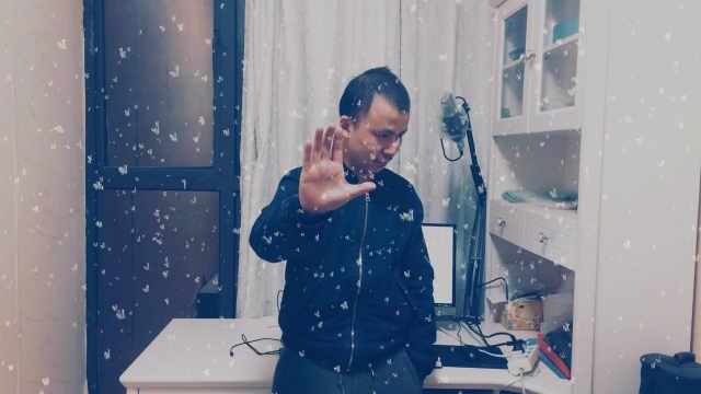 一次搞定让雨滴静止和让雪花静止