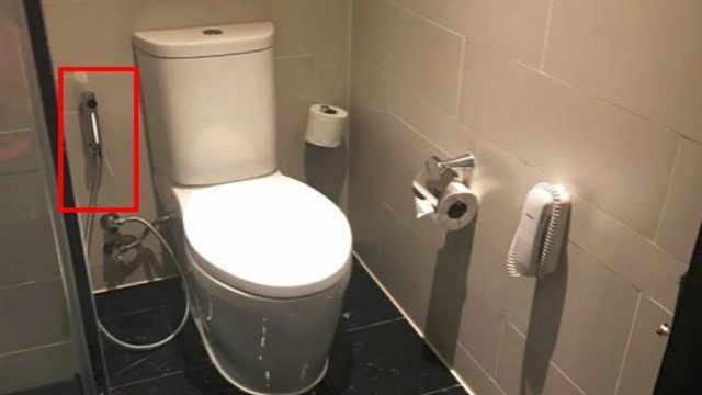 为什么泰国厕所马桶旁都有软管喷头