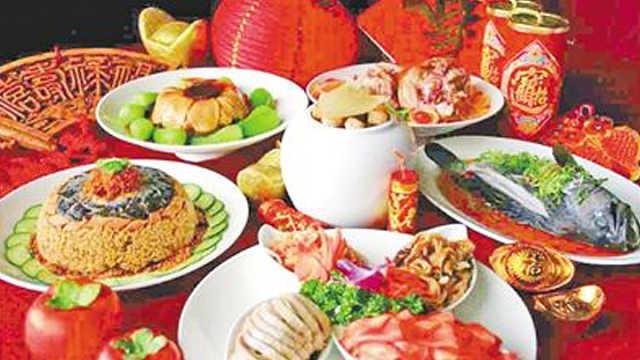你还记得年夜饭上必不可少的菜吗?