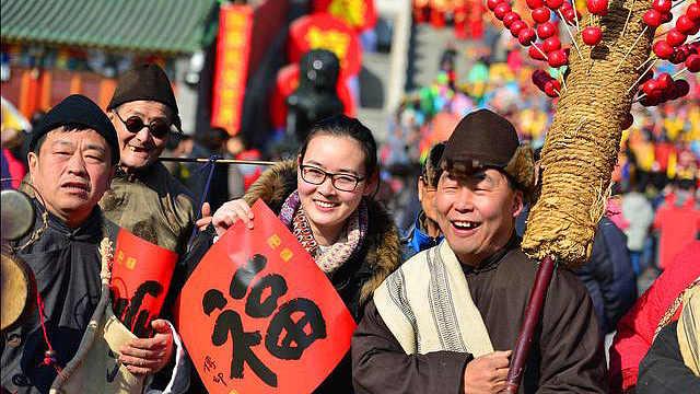 【中国范儿】春节,味不同,年相似
