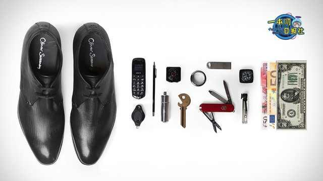 巨贵的特工皮鞋,穿上真能变特工吗