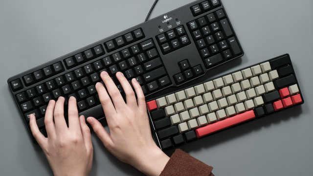 2000块的键盘比50块的好在哪儿?