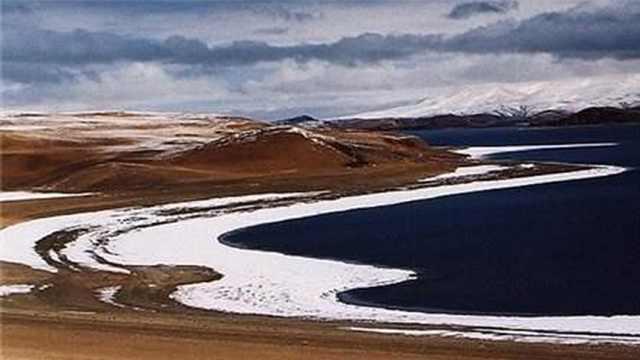 """这个湖被称为""""鬼湖""""!"""