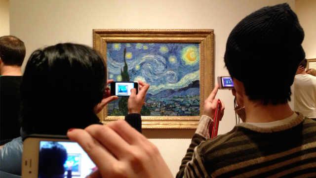 博物馆不让拍照真是怕文物受损么?