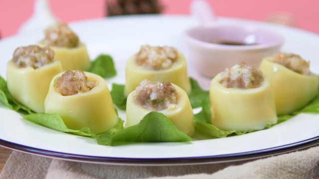 豆腐这样做最好吃,营养满分