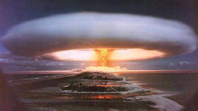 所有原子弹一起爆炸,地球会怎样?