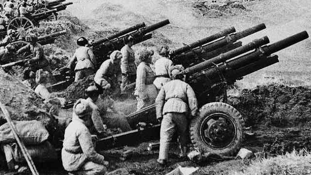 日本二战战败投降后的武器去哪了?