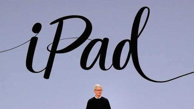 苹果发布最新廉价版iPad