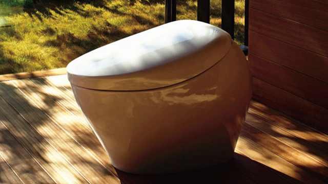 全世界最舒服的马桶,洗吹干全包了