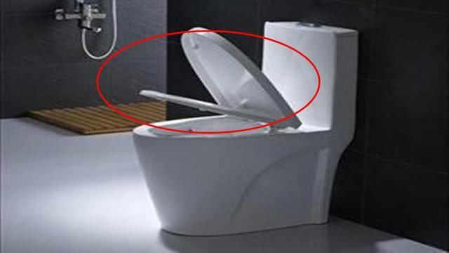上厕所后,马桶盖到底要不要盖上?