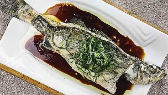 清蒸鲈鱼才是考验刀工的菜