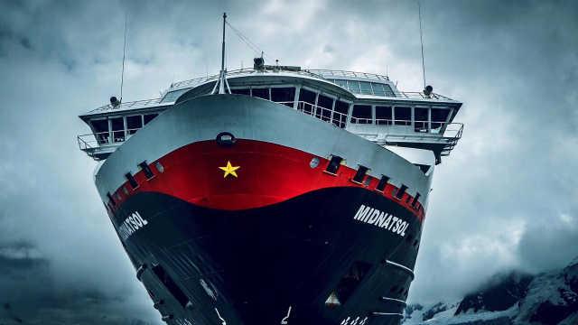 一路向南,南极登船一共需要几步?