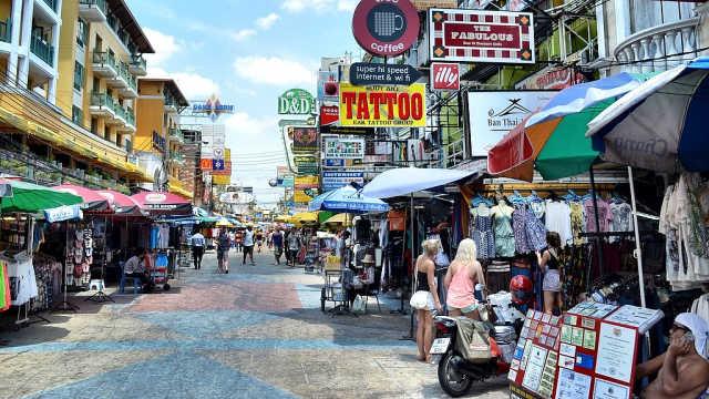 越来越多的人去泰国旅游而不去越南